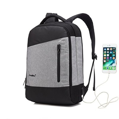 Laptop Backpack 通学 通勤 高校生PCバックパック 男女兼用旅行ビジネスバックパック iPad タブレット収納14~15.6インチのノートパソコン対応