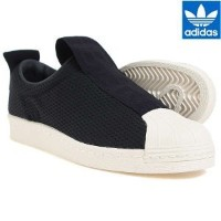 [authentic] Adidas superstar BW35 slip on W (BY9137)