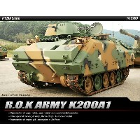 ACADEMY Plastic Model Kit 13292 / K200A1 Korea Infantry Fighting Vehicle / SCALE 1/35 [Free...