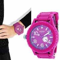 NIXON ニクソン a236644 THE 51-30 TIDE RUBBER ラバー ピンク タイド メンズ レディース 腕時計 51ー30 A236-644