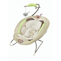 Fisher-Price My Little Snugabunny バウンサーBouncer Seat 並行輸入 [Baby Product]