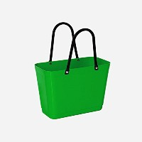 Hinza Reusable Grocery Toteバッグスウェーデンから Small 7.5 Liters/22# グリーン