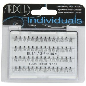 Ardell Duralash Naturals Individual Lashes - Short  56-Count (Pack of 4)