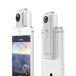 【送料無料】【Insta360 Nano 360 Degree Camera VR 3D Panoramic Point and Shoot Digital Video Cameras Dual...