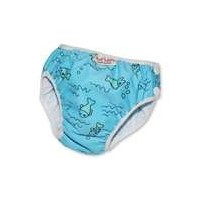 Imse Vimse Swim diaper turquoise fish S 11-17 lbs. by Imse Vimse