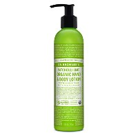 Dr. Bronner's Organic Patchouli Lime Lotion 235 ml (並行輸入品)