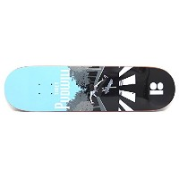 PLAN B DECK プランビー デッキ TOREY PUDWILL A-B ROAD 8.0 BLK ICE