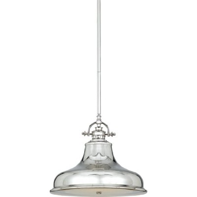 Quoizel Emery 50-inchペンダントwith 1-light 50-Inch H, 13-1/2-Inch D ER1814IS 1