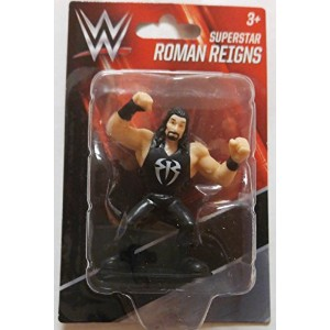 【送料無料】【WWE Superstar Roman Reigns Cake Topper】 b01m67exw2