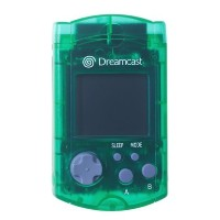 Sega Green Visual Memory Unit (Dreamcast) by SEGA [並行輸入品]