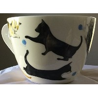 Portobello a Cat 's Life by InspireホームBone China