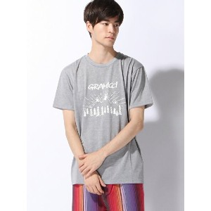 【SALE/10%OFF】ADPOSION (M)【GRAMICCI】 MOUNTAIN TEE テットオム カットソー【RBA_S】【RBA_E】
