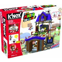 K'NEX Nintendo スーパーマリオ3D ビルディングセット Super Mario 3D Land Ghost House Building Set