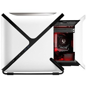 BitFenix Portal PCケース Mini-ITXケース 白い(GLASS WINDOW)