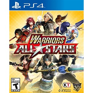 Warriors All-Stars (輸入版:北米) - PS4