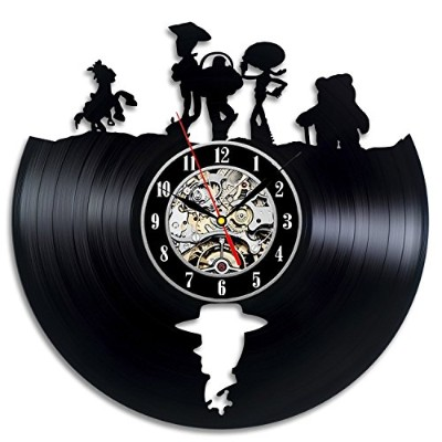Toy Story Gift Art Decor Wall Clock Home Record Vintage Decoration - Win a prize for feedback