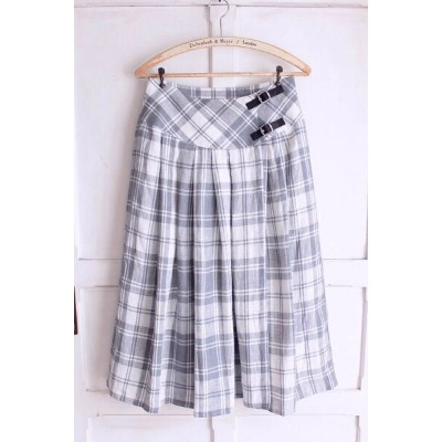 【送料無料】O`NEIL OF DUBLIN 〔オニールオブダブリン〕 BASQUE SWING SKIRT (KILLARY HARBOUR)