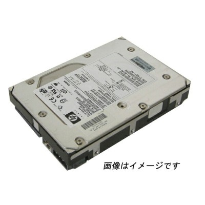 HP 306641-005(BF03698782) 【中古】36GB 15K Ultra320 SCSI 68pin 3.5インチ