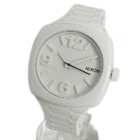 NIXON ニクソン レディース腕時計 THE DIAL ダイアル ホワイト A265-100 A265100
