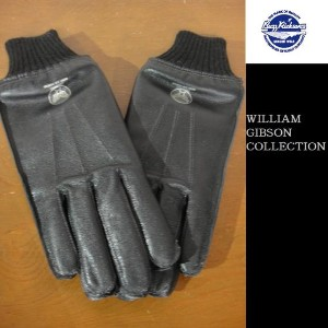 Buzz Rickson's WILLIAM GIBSON COLLECTION☆ ブラックゴートスキングローブBLACK A-10 GLOVE ★BR02153バズリクソンズウィリアムギブソンコレク...