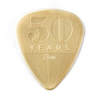 JIM DUNLOP 50TH ANNIVERSARY NYLON GUITAR PICK 442R073 0.73mm ピック×12枚