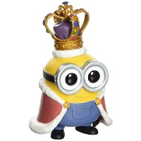 Funko POP Movies: Minions Figure, Minion King [並行輸入品]
