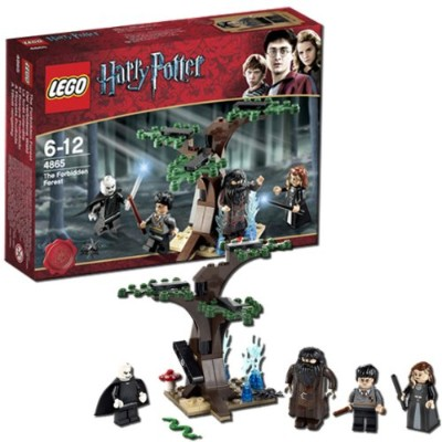 LEGO レゴ 4865 ハリーポッター Harry Potter The Forbidden Forest 4865