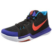 [ナイキ] KYRIE 3 EP  852396-007 BLACK/TEAM ORANGE-CONCORD-NEO TURQ 28.5 cm
