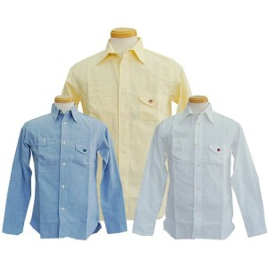 Workers ワーカーズ OX Work Shirt 【smtb-k】【kb】