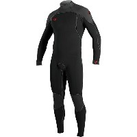 オニール レディース サーフィン スポーツ Psycho 1 Z.E.N. Zip FSW 3/2 Wetsuit - Men's Graphite/Black