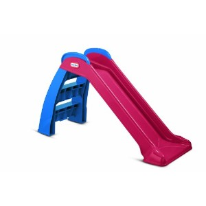 NEW Little Tikes First Slide, Red/Blue,Free fast shipping in USA