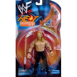CHRIS JERICHO プロレス フィギュア クリス・ジェリコ WWE WWF Sunday Night Heat Ringside Chaos Series 2 Figure