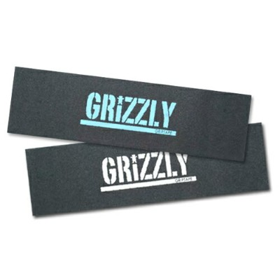 【GRIZZLY】 STAMP PRINT【グリズリー】【スケートボード】【グリップテープ】