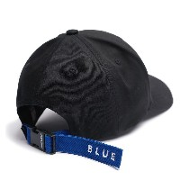 [韓国直送] [groove rhyme] 2017 COLOR STRAP CAP (BLACK)