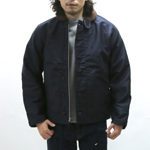 "Buzz Rickson's バズリクソンズ N-1 NAVY ""NAVY DEPARTMENT"" DEMOTEX-ED BR-12267"