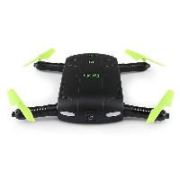 DHD D5 Wifi FPV 480P Camera Foldable Selfie Drone 6-Axis Gyro Altitude Hold Flight Path RC Quadcopte