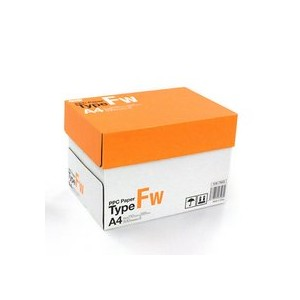 TANOSEE PPC Paper Type FW A4 PPCFW-A4-5 1箱(2500枚:500枚×5冊)