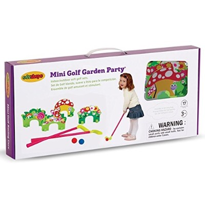 Mini Golf Garden Party