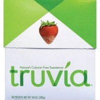 Truvia, Nature's Calorie-Free Sweetener, 80 Packets, 3.5 g Each