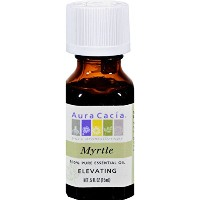 Pure Essential Oil Myrtle - 0.5 fl oz by Aura Cacia