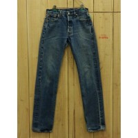 LEVIS リーバイス501 古着 90S 脚長 MADE IN USA W30×L35 中古