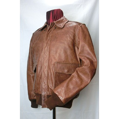 """No.BR80239 United Sheeplined Clothing Co. Type A-2 """"ORDER NO. 42-18777-P 1942 MODEL"""""""