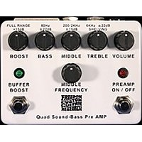 FREEDOM Quad Sound Bass Pre Amp SP-BP-01 ベースプリアンプ