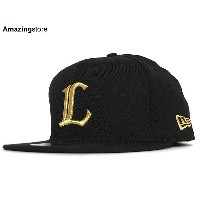 NEW ERA SAITAMA SEIBU LIONS 【NPB TEAM-BASIC/BLACK-GOLD】 ニューエラ 埼玉西武ライオンズ [11121164 17_11RE 17_12RE]