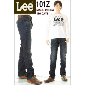 LEE MADE IN USA 101Z 【リー 101Z 1952年モデル 米国製101 ヴィンテージ 新品 アメリカ製】LEE VINTAGE CLOTHING 新品【リー101Zジーンズ...