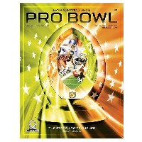 NFL 公式プログラム Pro Bowl 2014 Official Program
