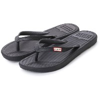 ハンター HUNTER ORIGINAL FLIP FLOP (BLK) レディース