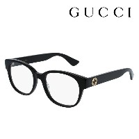 【GUCCI】 グッチ メガネ 正規販売店 アレッサンドロ・ミケーレデザイン GG0040O 001 伊達メガネ 度付き 眼鏡 DEAL POP WEB Made In Italy DEAL...