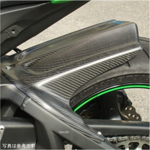 11ZX1-207-01 クレバーウルフ CLEVER WOLF リアフェンダー 11年-15年 ニンジャ ZX-10R 黒