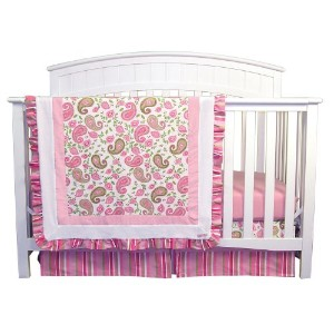 Trend Lab Paisley Park 3 Piece Crib Bedding Set by Trend Lab